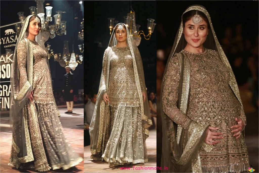 Kareena Kapoor Maternity Fashion Designer Sabyasachi Lehenga Fashion Mate Fashion Mate