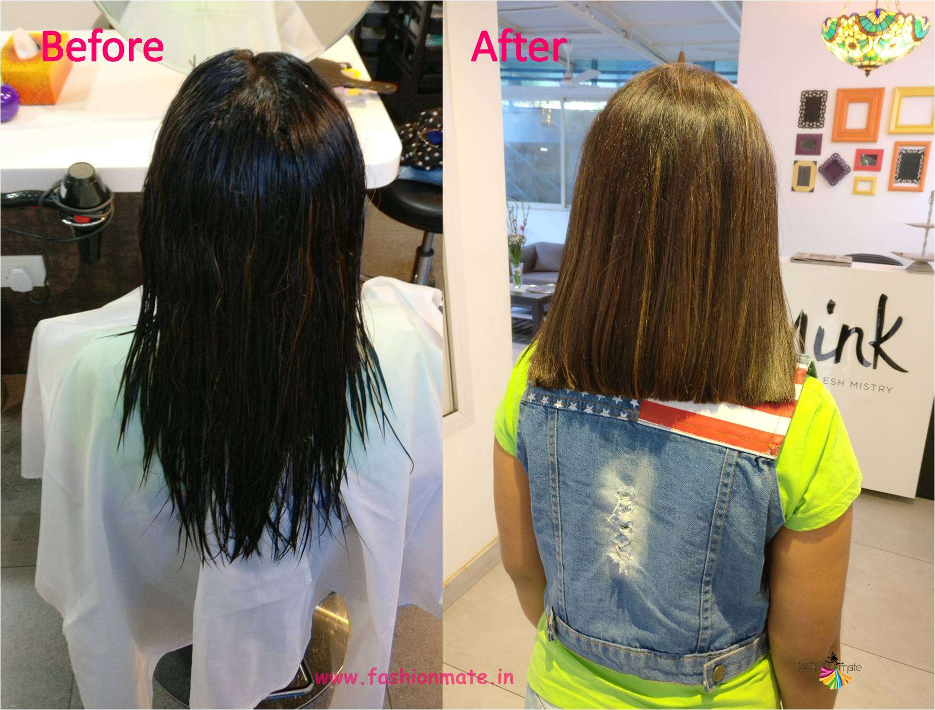 Short Bob For Summer Mink Salon Review Pune Fashion Mate Latest Fashion Trends In India Fashion Mate Latest Fashion Trends In India