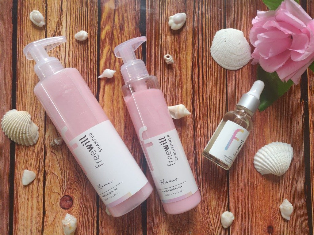 Freewill Customized Hair-care Review