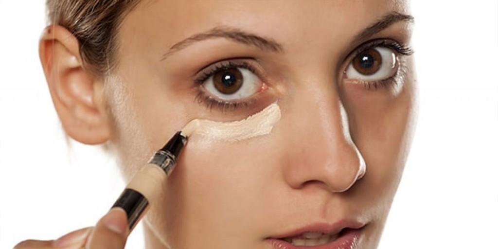 Concealer - How it works in makeup