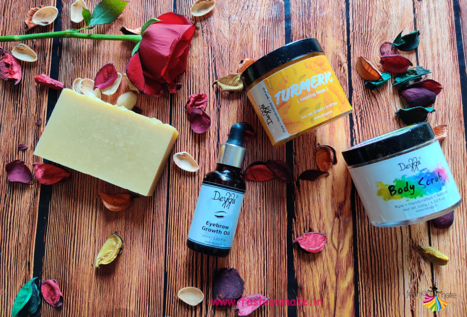 Summer Skincare With Natural Products - Degya Organics.