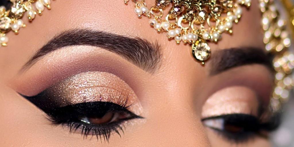 Eye-Makeup tips for indian bride